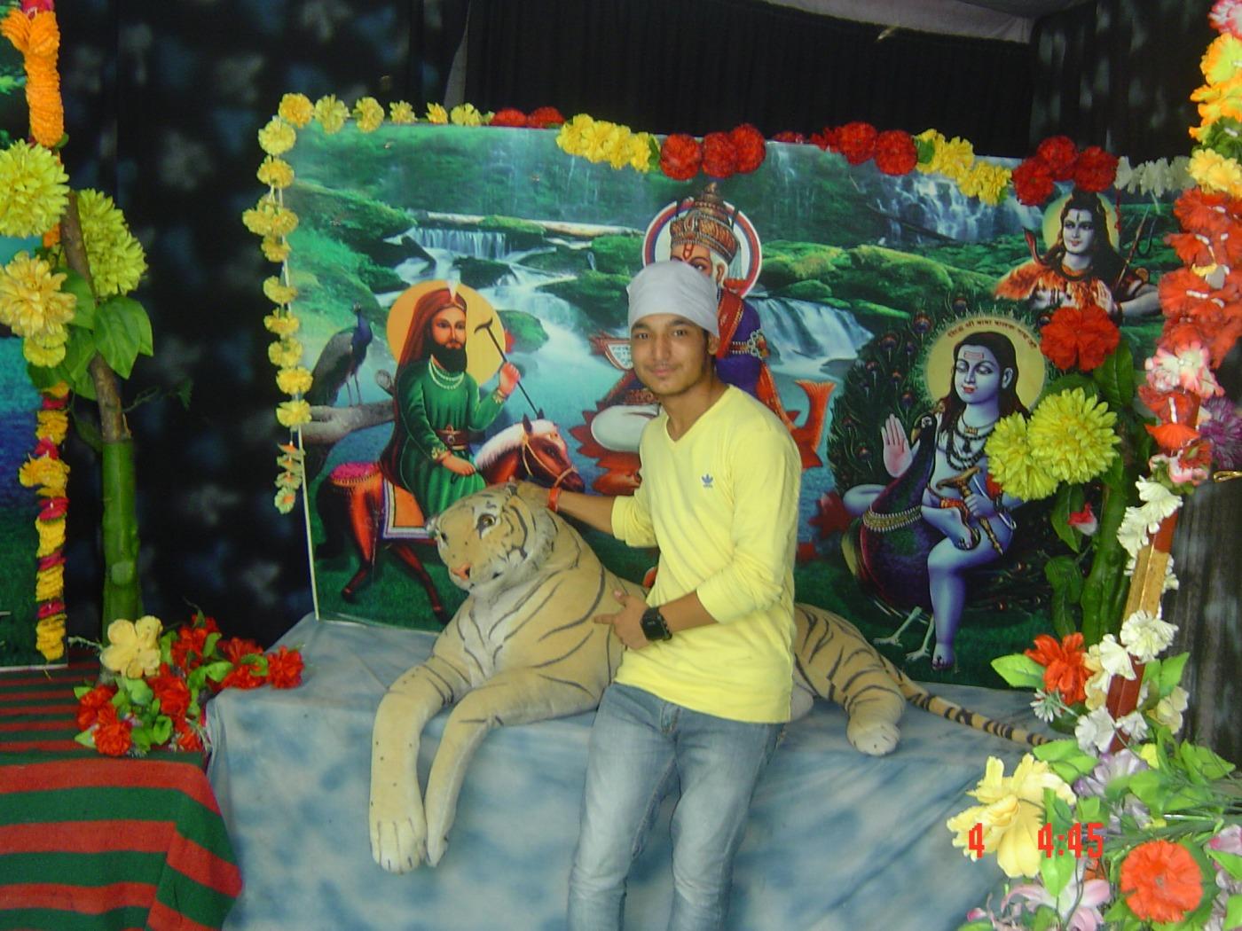 Jai baba Balknath