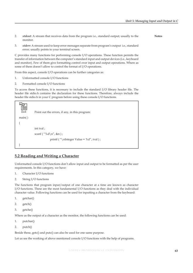 BASIC PROGRAMMING SKILLS PART 3