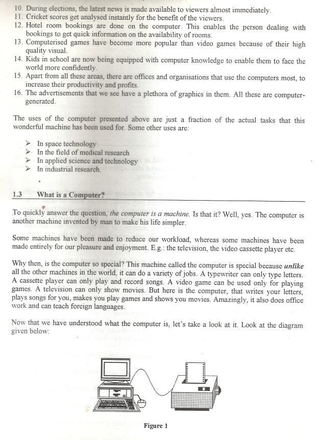 Computer Basic Course Notice (Part 1) Salariaboy