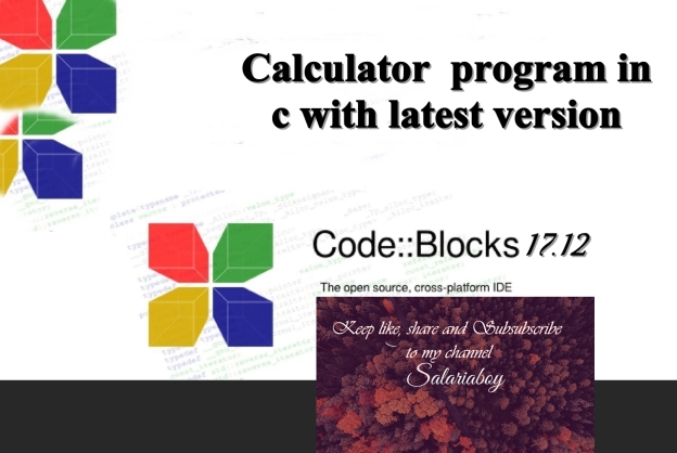 How to use a calculator with in code block latest version 1 7 12